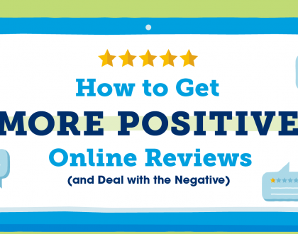 How to Get More Positive Online Reviews
