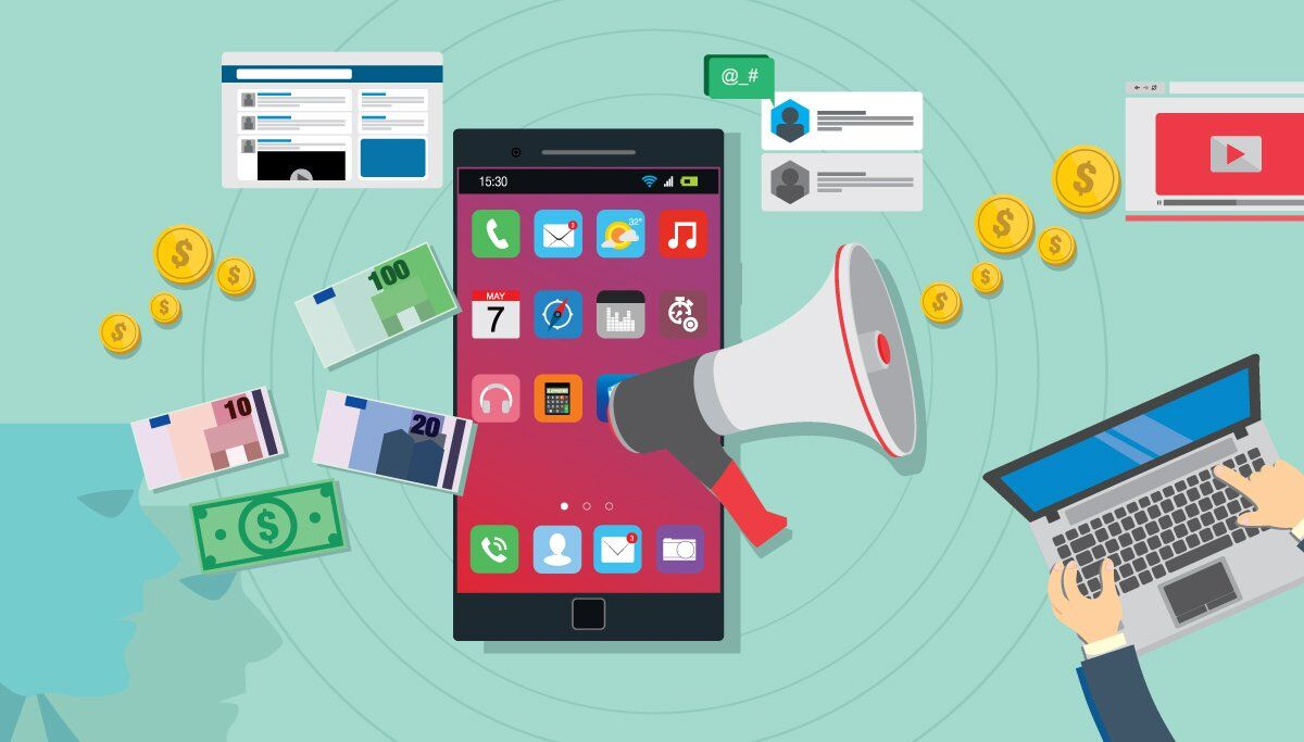 How App Developers Are Leveraging Digital Marketing Mix To Improve Mobile App Development