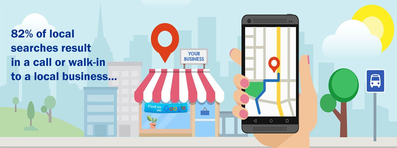 How to Improve Your Local SEO and Rank on the First Page of Google