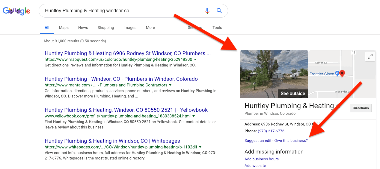 How To Add My House Location In Google Maps