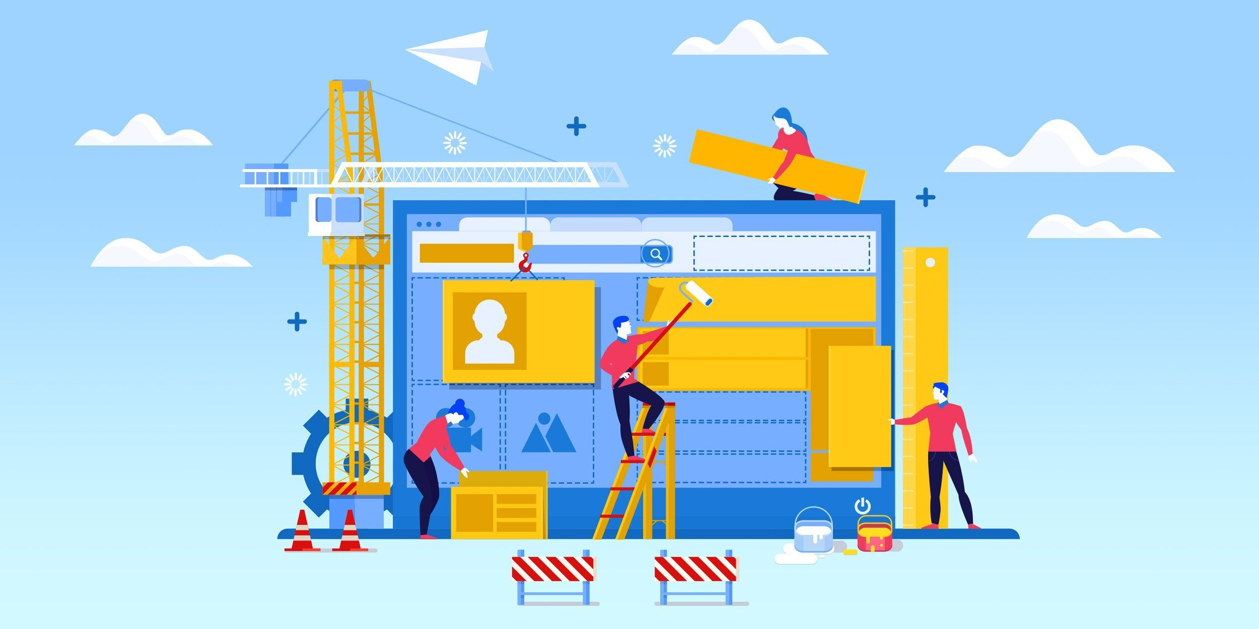 Top 5 Best Website Builders in 2020 Tested and Compared